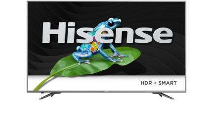 """Hisense Smart TV ULED 55H9D 54.6"""", 4K Ultra HD, Widescreen, Gris"""