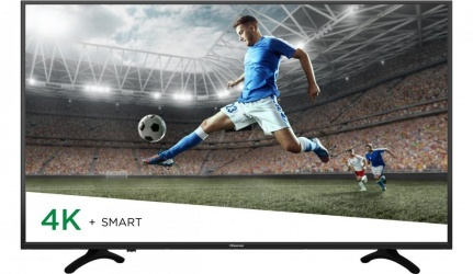 Hisense Smart TV LED 65H8E 65'', 4K Ultra HD, Widescreen, Negro