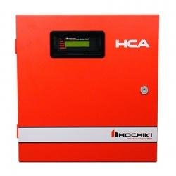 Hochiki Panel de 8 Zonas Convencionales 0100-09600, 6.5A, 120V, Rojo