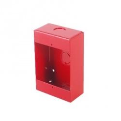 Hochiki Caja de Montaje para Estaciones Manuales Direccionables HPS-BB, Rojo