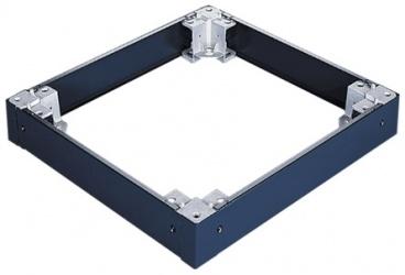 Hoffman Base para Rack 100 x 60cm, Negro