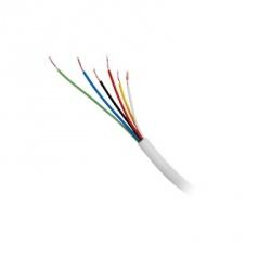 Honeywell Bobina de Cable para Alarma, 305 Metros, Blanco
