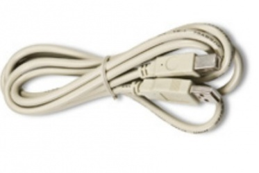 Honeywell Cable USB A Macho - USB B Macho, 2 Metros, Blanco