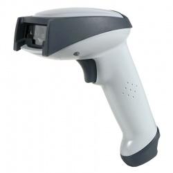 Honeywell 3820 Lector de Código de Barras CCD 1D/2D - incluye Cable USB, Base y Fuente de Poder