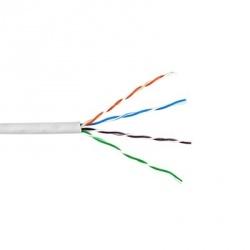 Honeywell Bobina de Cable Cat6 UTP 6360-1101/1000 305 Metros, Blanco