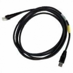 Honeywell Cable USB A Macho, 3 Metros, para Lectores Honeywell 1900G/1200G/1300G