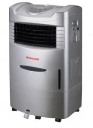 Honeywell Enfriador de Aire con Vapor CL201AE, 20 Litros, 4 Velocidades, Plata