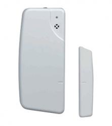 Honeywell Contacto Magnético ICT601 para Puertas y Ventanas, Inalámbrico, Blanco