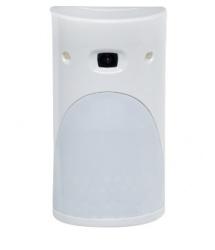 Honeywell Sensor de Movimiento con Cámara IMV601, Inalámbrico, Blanco