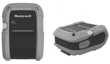 Honeywell Impresora Móvil RP4, Térmica Directa, Inalámbrico, 203 x 203DPI, Bluetooth, USB 2.0, Negro/Gris
