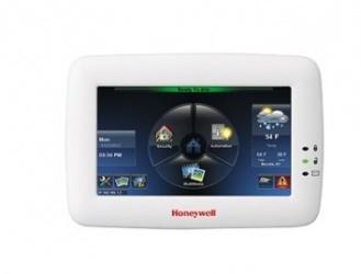 Honeywell Teclado con Touch Screen TUXEDO-WIFI-W, Inalámbrico, Blanco