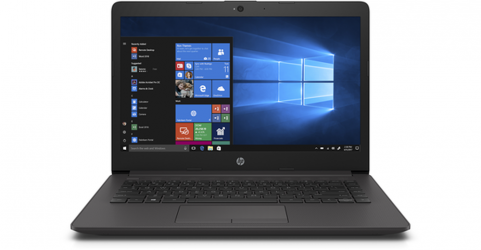 "Laptop HP 240 G7 14"" HD, Intel Celeron N4020 1.10GHz, 4GB, 500GB, Windows 10 Home 64-bit, Gris"