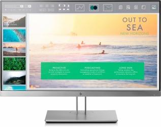 "Monitor HP EliteDisplay E233 LED 23"", Full HD, Widescreen, HDMI, Negro/Plata"
