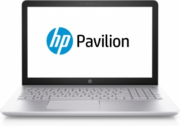 "Laptop HP Pavilion 15-cc501la 15.6"", Intel Core i5-7200U 15.6"", 12GB, 1TB, NVIDIA GeForce 940MX, Windows 10 Home 64-bit, Plata"