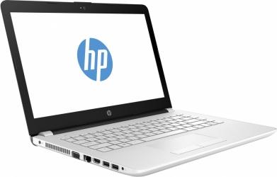 Laptop HP 14-bs012la 14'' HD, Intel Core i3-6006U 2GHz, 4GB, 1TB, Windows 10 Home 64-bit, Blanco