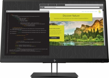 Monitor HP Z24nf G2 LED 23.8'', Full HD, Widescreen, HDMI, Negro