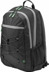 "HP Mochila Active para Laptop 15.6"", Negro/Gris"