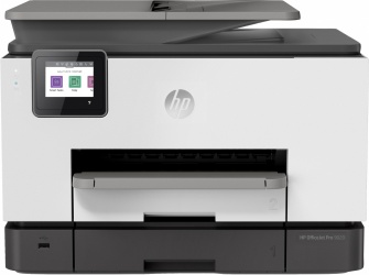 HP OfficeJet Pro 9020, Color, Inyección, Inálambrico, Print/Scan/Copy/Fax