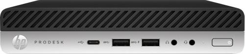 Mini PC HP ProDesk 600 G3, Intel Core i5-6200U 2.30GHz, 4GB, 1TB, Windows 10 Pro 64-bit