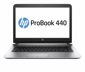 Laptop HP ProBook 440 G3 14'', Intel Core i5-6200U 2.30GHz, 8GB, 1TB, Windows 10 Pro 64-bit, Plata