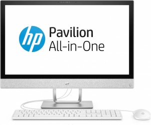 HP Pavilion 24-r019la All-in-One 23.8'', AMD A12-9730P 2.80GHz, 12GB, 1TB, Windows 10 Home 64-bit, Blanco