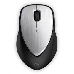 Mouse HP Láser Envy 500, RF Inalámbrico, 1600DPI, Negro/Rosa