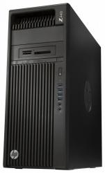 HP Z440, Intel Xeon E5-1603V3 2.80GHz, 8GB, 1TB, NVIDIA Quadro P600, Windows 10 Pro 64-bit