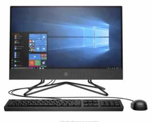 HP 240 G4 All-in-One 21.5