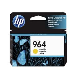 Cartucho HP 964 Amarilo, 700 Páginas