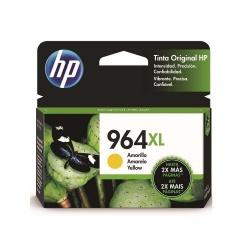Cartucho HP 964XL Alto Rendimiento Amarillo, 1600 Páginas