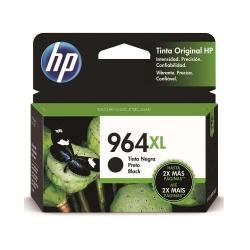 Cartucho HP 964XL Alto Rendimiento Negro, 2000 Páginas