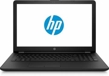 Laptop HP 15-bs102la 15.6'' HD, Intel Core i3-5005U 2GHz, 4GB, 1TB, Windows 10 Home 64-bit, Negro