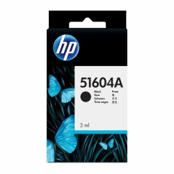 Cartucho HP 51604A Negro, 3ml