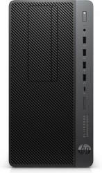 Computadora HP EliteDesk 705 G4, AMD Ryzen 5 2600 3.40GHz, 32GB, 1TB + 256GB SSD, Windows 10 Pro 64-bit