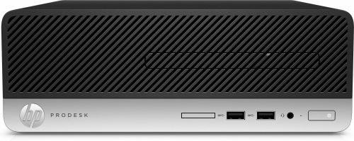 Computadora HP ProDesk 400 G5 SFF, Intel Core i3-8100 3.60GHz, 4GB, 500GB, Windows 10 Home + Teclado/Mouse