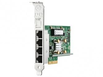 HP Tarjeta de Red 331T de 4 Puertos, Alámbrico, 2000 Mbit/s, PCI Express