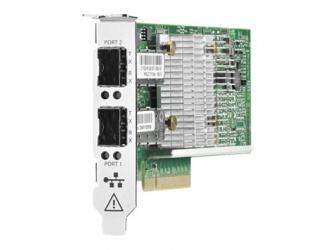 HPE Tarjeta de Red 10Gb de 2 Puertos, 10.000 Mbit/s, Ethernet