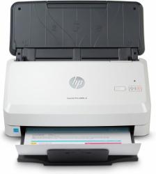 Scanner HP Scanjet Pro 2000 s2, 600 x 600DPI, Escáner Color, USB, Negro/Blanco