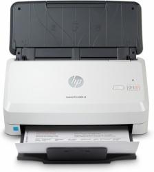 Scanner HP Scanjet Pro 3000 s4, 600 x 600DPI, Escáner Color, Escaneado Dúplex, USB, Negro/Blanco