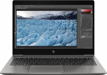 "Laptop HP ZBook 14u G6 14"" Full HD, Intel Core i5-8265U 1.60GHz, 8GB, 256GB SSD, Windows 10 Pro 64-bit, Plata"