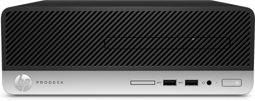 Computadora HP ProDesk 400 G6 SFF, Intel Core i3-9100 3.60GHz, 4GB, 256GB SSD, Windows 10 Pro 64-bits ― Teclado en Inglés