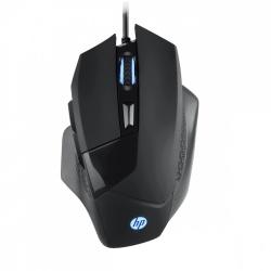 Mouse Gamer HP Óptico G200, Alámbrico, USB-A, 4000DPI, Negro