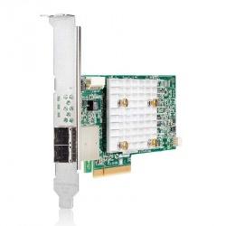 HPE Tarjeta Controladora PCI Express 3.0 Smart Array, 2 Puertos, para HPE ProLiant G10
