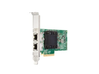 HPE Tarjeta de Red Ethernet 10Gb, 2x RJ-45, 10000 Mbit/s, PCI Express
