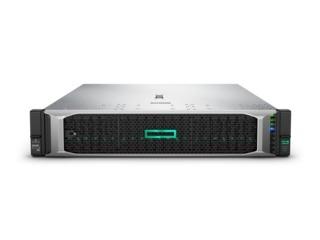 "Servidor HPE ProLiant DL380 Gen10, Intel Xeon Gold 5118 2.30GHz, 64GB DDR4, max. 72TB, 2.5"", SATA, Rack 2U - no Sistema Operativo Instalado"