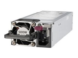 HPE Fuente de Poder para Servidor, 80 PLUS Platinum, 500W