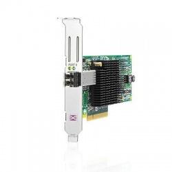 HPE Adaptador de Bus de Host de Canal de Fibra PCIe, 81E, 8GB, 1 Puerto