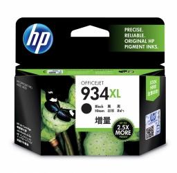 Cartucho HP 934XL Negro, 1000 Páginas