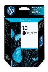 Cartucho HP 10 Negro Original, 2200 Páginas