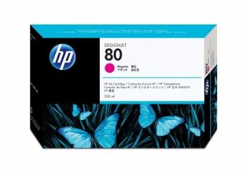 Cartucho HP 80 Magenta 350ml